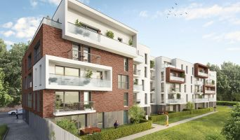 Loos programme immobilier neuve « Résidence Blanquart Evrard » en Loi Pinel  (3)
