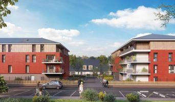 Photo du Résidence « Tandem » programme immobilier neuf en Loi Pinel à Loos
