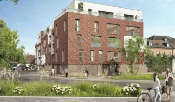 Résidence « Villa Margot » programme immobilier neuf en Loi Pinel à Loos n°2