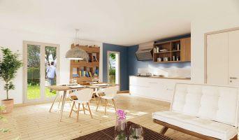 Photo n°3 du Résidence « Le Clos Amarante » programme immobilier neuf en Loi Pinel à Lys-lez-Lannoy