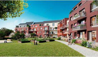 Photo du Résidence « Le Vert Pré » programme immobilier neuf à Lys-lez-Lannoy
