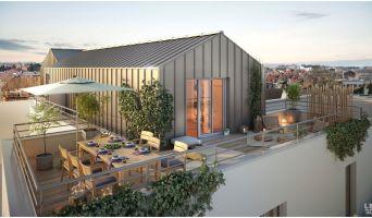 Marcq-en-Barœul programme immobilier neuf « Elégance
