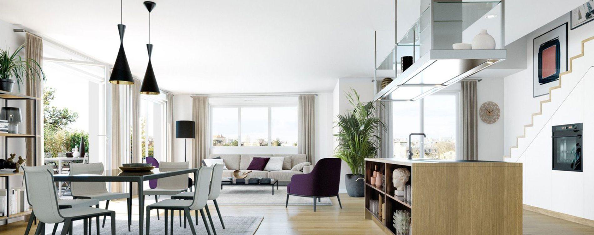 Marcq-en-Barœul : programme immobilier neuve « Elégance » en Loi Pinel (4)
