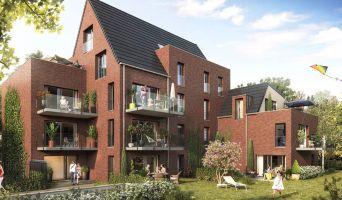 Photo du Résidence « La Villa Buisson » programme immobilier neuf en Loi Pinel à Marcq-en-Barœul