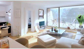 Photo du Résidence « Le Croisé » programme immobilier neuf en Loi Pinel à Marcq-en-Barœul