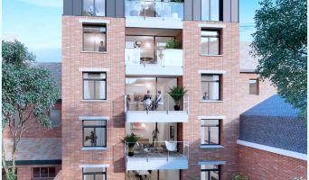 Marcq-en-Barœul programme immobilier neuve « Le Croisé »  (2)