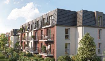 Marcq-en-Barœul programme immobilier neuve « Up'Side » en Loi Pinel