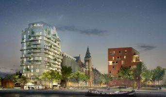 Photo du Résidence « Brooklin Tower » programme immobilier neuf en Loi Pinel à Marquette-lez-Lille