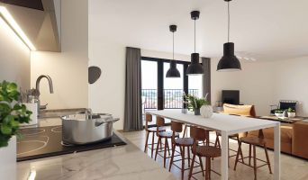 Résidence « Brooklin Tower » programme immobilier neuf en Loi Pinel à Marquette-lez-Lille n°4