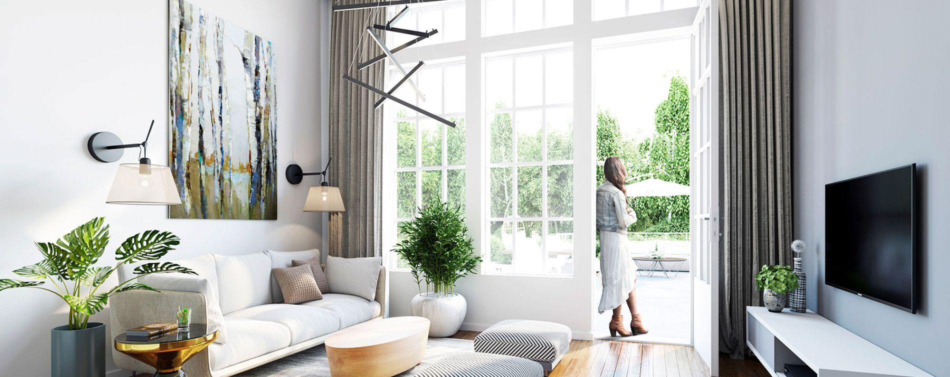 Marquette-lez-Lille : programme immobilier à rénover « Les Grands Moulins – Phase 2 » en Déficit Foncier