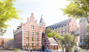 Résidence « Les Grands Moulins » programme immobilier à rénover en Monument Historique à Marquette-lez-Lille n°1