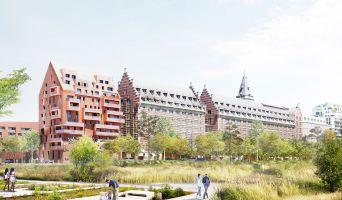 Résidence « Les Grands Moulins » programme immobilier à rénover en Monument Historique à Marquette-lez-Lille n°2