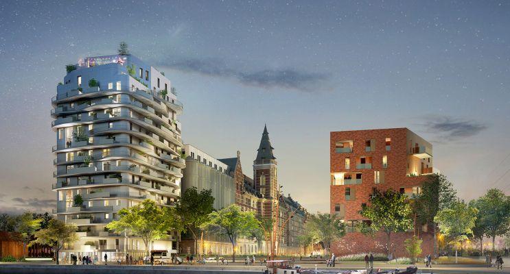Résidence « Les Grands Moulins » programme immobilier à rénover en Monument Historique à Marquette-lez-Lille n°3
