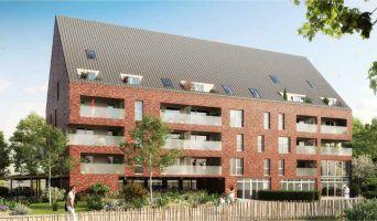 Photo du Résidence « Milleo » programme immobilier neuf en Loi Pinel à Marquette-lez-Lille
