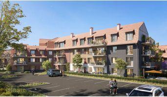 Marquette-lez-Lille programme immobilier neuve « Quatuor » en Loi Pinel  (2)