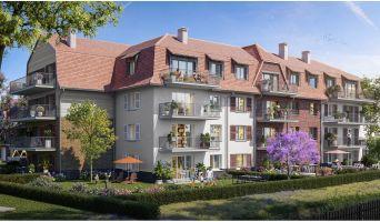 Marquette-lez-Lille programme immobilier neuve « Quatuor » en Loi Pinel  (3)