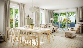 Marquette-lez-Lille programme immobilier neuve « Quatuor » en Loi Pinel  (5)