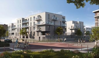 Mons-en-Barœul : programme immobilier neuf « Axiome » en Loi Pinel