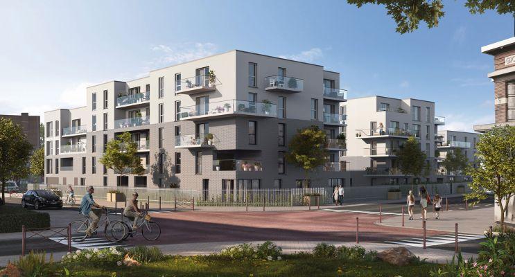 Photo du Résidence « Axiome » programme immobilier neuf en Loi Pinel à Mons-en-Barœul