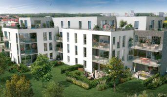 Photo du Résidence « Le Clos Lucie » programme immobilier neuf en Loi Pinel à Mons-en-Barœul