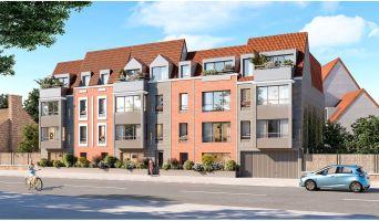 Résidence « L'Écrin Saint-Germain » programme immobilier neuf en Loi Pinel à Mouvaux n°2