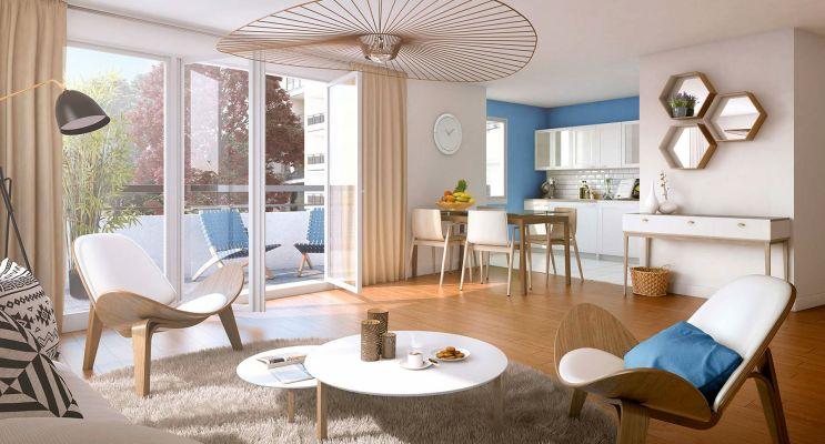 Résidence « L'Écrin Saint-Germain » programme immobilier neuf en Loi Pinel à Mouvaux n°1