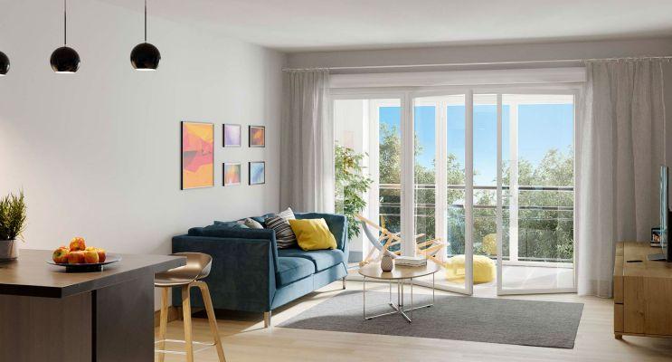 Résidence « L'Écrin Saint-Germain » programme immobilier neuf en Loi Pinel à Mouvaux n°3