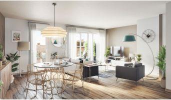 Nieppe programme immobilier neuve « La Source » en Loi Pinel  (2)