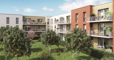 Nieppe programme immobilier neuf « Le Carré Fruit »
