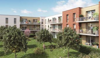 Photo du Résidence « Le Carré Fruit » programme immobilier neuf en Loi Pinel à Nieppe