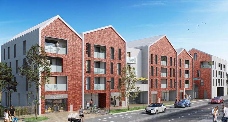 Photo du Résidence « Linéo » programme immobilier neuf en Loi Pinel à Pérenchies