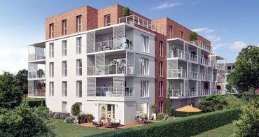 Quesnoy-sur-Deûle : programme immobilier neuf « Côté Rive » en Loi Pinel