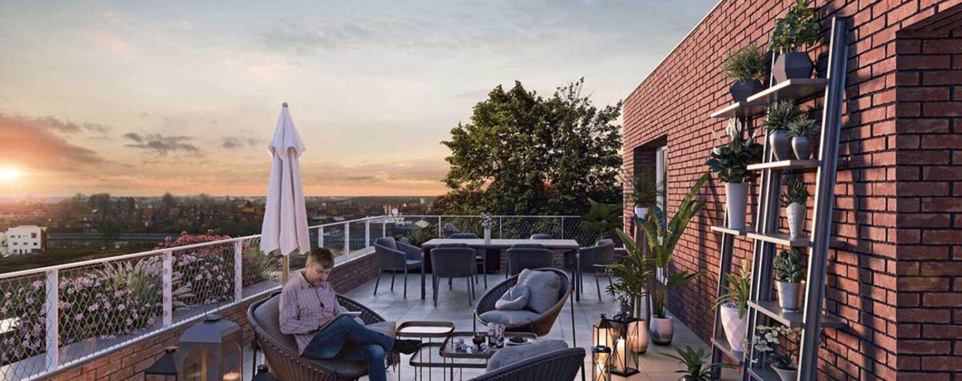 Quesnoy-sur-Deûle : programme immobilier neuve « Côté Rive » en Loi Pinel (2)