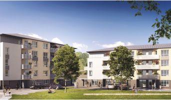 Ronchin : programme immobilier neuf « Les Terrasses d'Eloa » en Loi Pinel