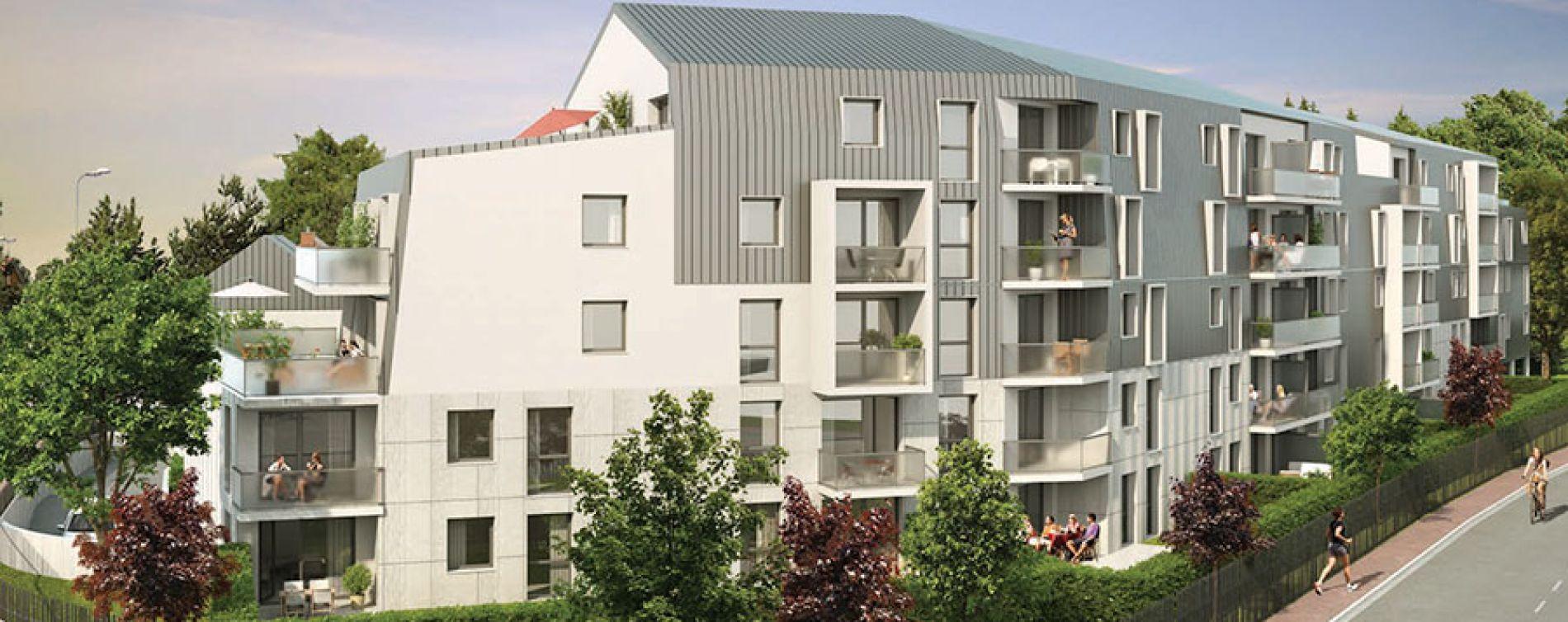 Roncq : programme immobilier neuve « Clos Margaux »