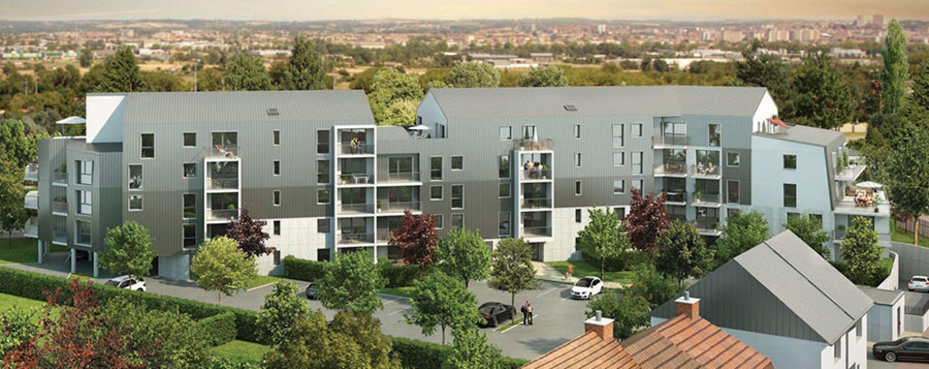 Roncq : programme immobilier neuve « Clos Margaux » (2)