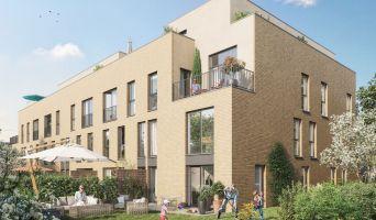 Roncq programme immobilier neuve « Factory » en Loi Pinel