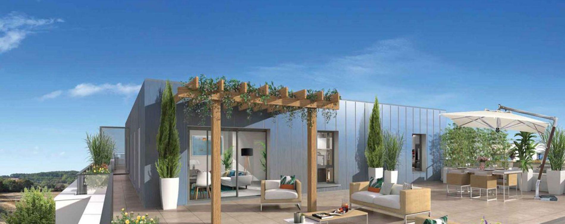 Roncq : programme immobilier neuve « Les Terrasses d'Organdi » (2)