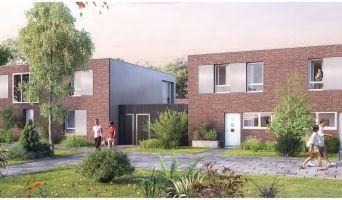 Photo du Résidence « Aldgate » programme immobilier neuf en Loi Pinel à Roubaix