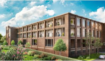 Photo du Résidence « Imag'in » programme immobilier à rénover en Loi Pinel ancien à Roubaix