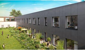 Résidence « Imag'In » programme immobilier à rénover en Loi Pinel ancien à Roubaix n°2