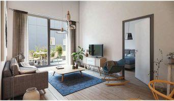 Résidence « Imag'In » programme immobilier à rénover en Loi Pinel ancien à Roubaix n°3