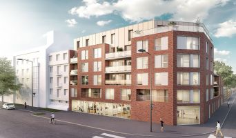 Photo du Résidence « Le 81 Barbieux » programme immobilier neuf en Loi Pinel à Roubaix