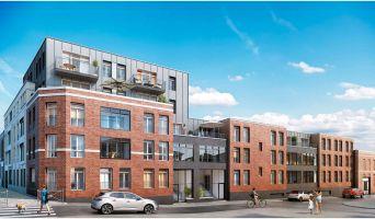 Photo du Résidence « Ô Barbieux » programme immobilier neuf en Loi Pinel à Roubaix