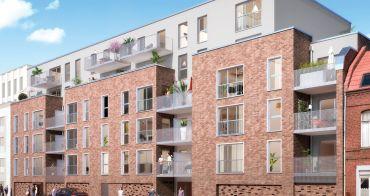Roubaix programme immobilier neuf « Pixel » en Loi Pinel