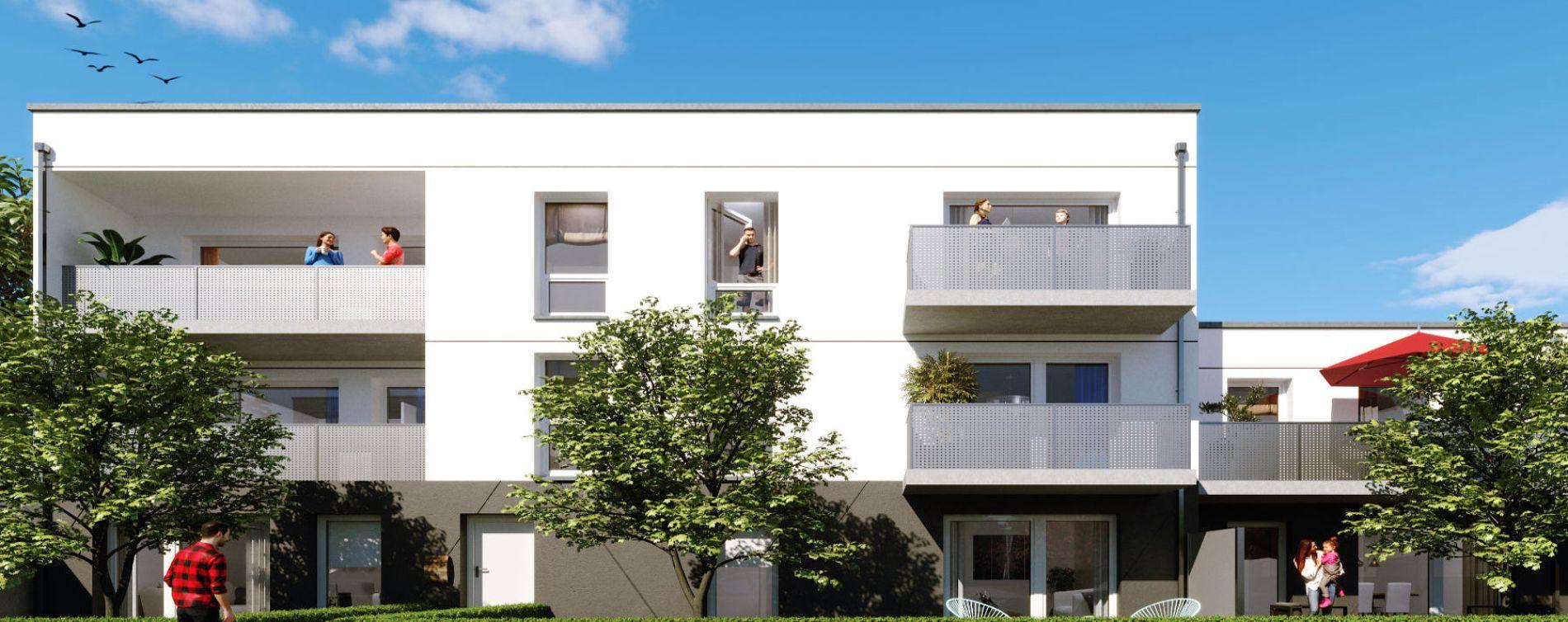 Roubaix : programme immobilier neuve « Smart'Up » en Loi Pinel (3)
