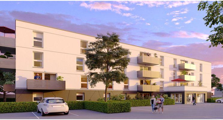 Roubaix programme immobilier neuf « Smart'Up