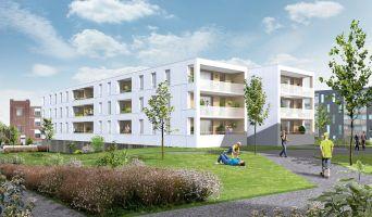 Résidence « Villa Blanche » programme immobilier neuf en Loi Pinel à Roubaix n°2