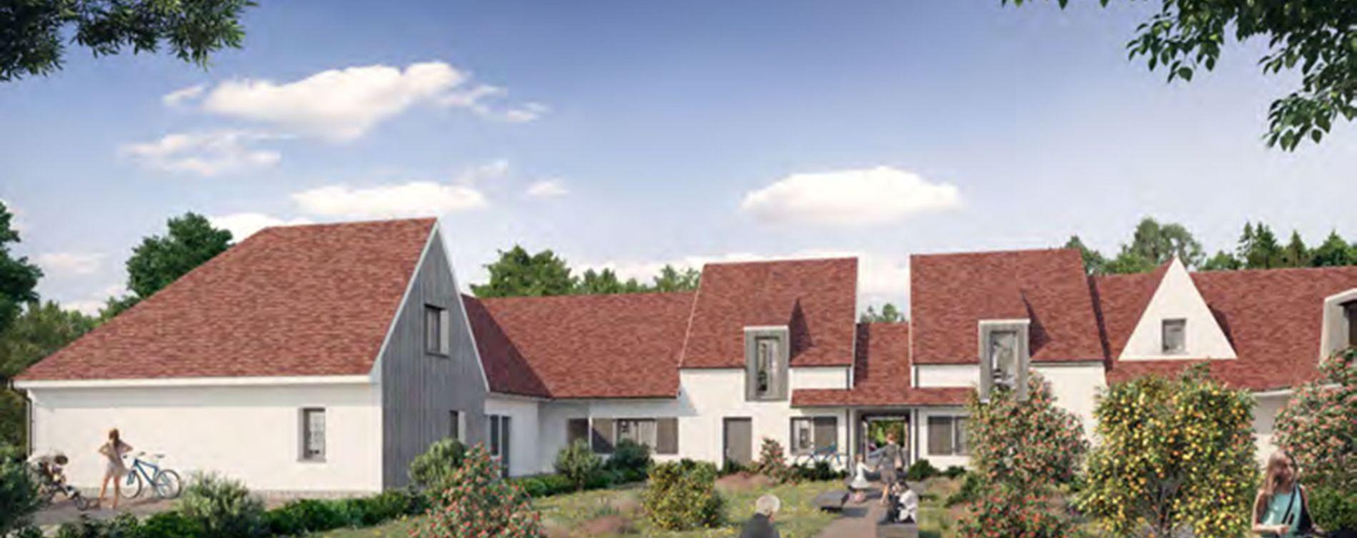 Sainghin-en-Weppes : programme immobilier neuve « Naturessence »