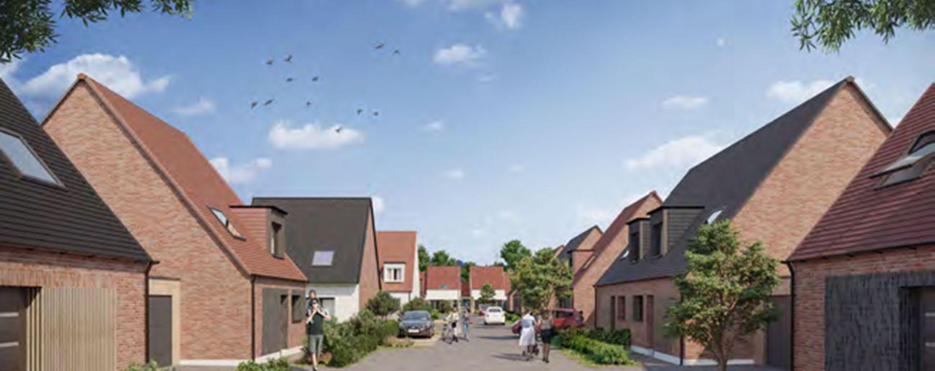 Sainghin-en-Weppes : programme immobilier neuve « Naturessence » (3)